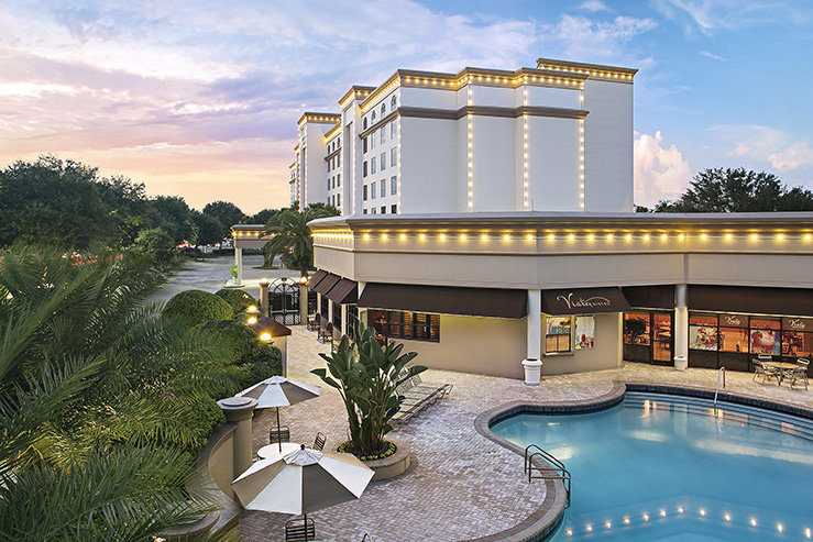 Buena vista suites new pool hpg
