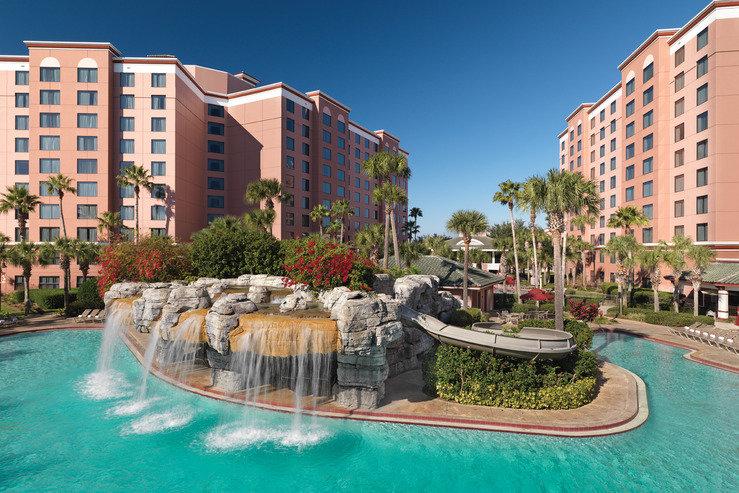 Caribe royale pool waterfalls 1 hpg