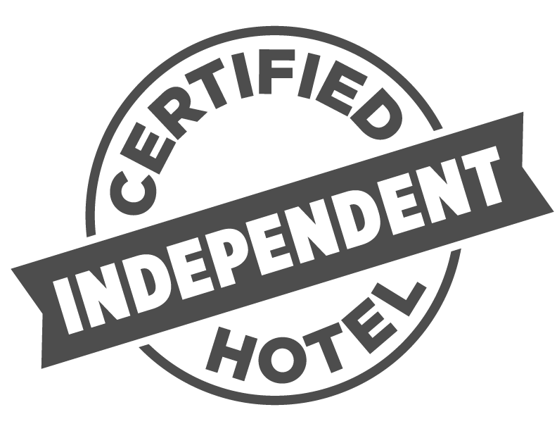 Stash only partners with certified independent hotels. No chain hotels allowed.