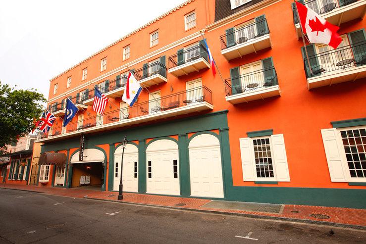 Dauphine orleans hotel exterior entrance hpg