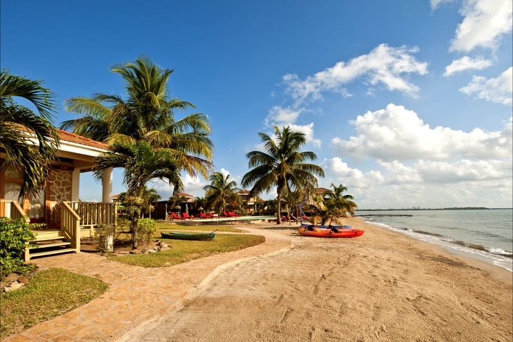 Hopkins bay resort beachfront house hpg 1