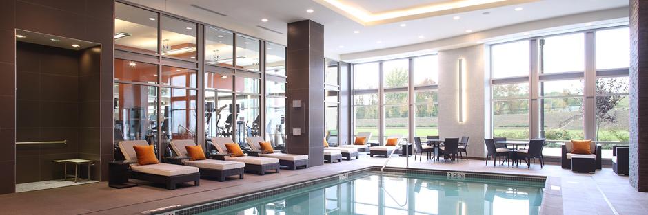 Hotel at arundel preserve pool hero
