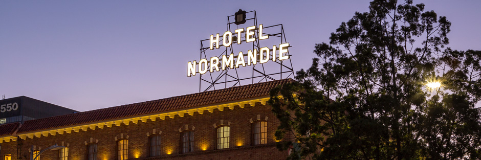 Hotel normandie hero 4 hero