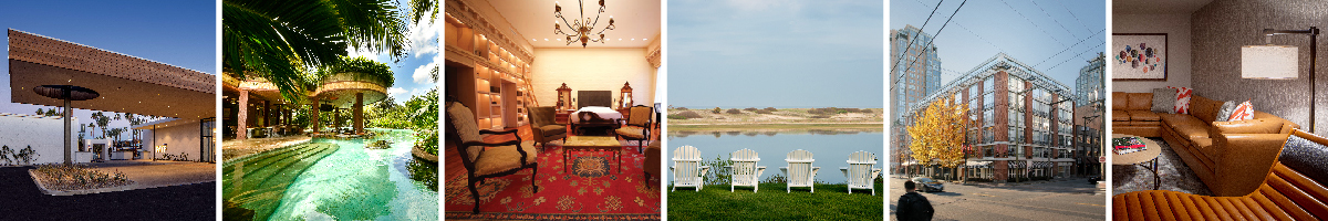 Amazing Independent Hotels in North America