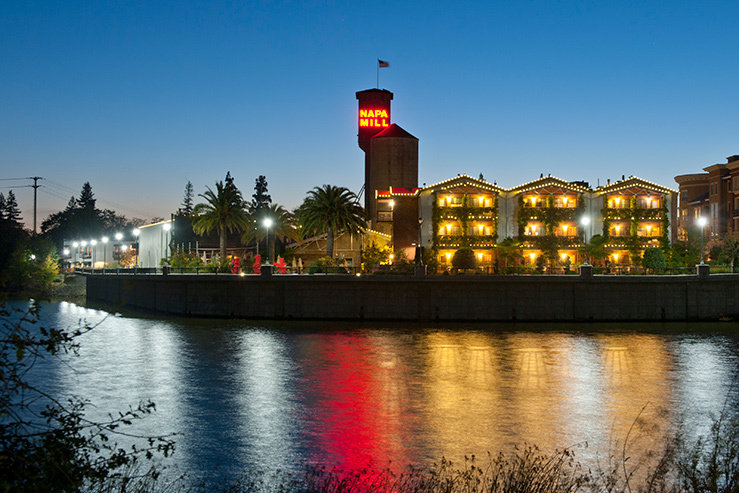 Napa river inn inn at night hpg 1