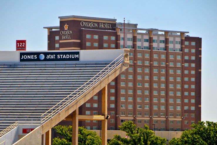 Overton Hotel And Conference Center Lubbock Tx