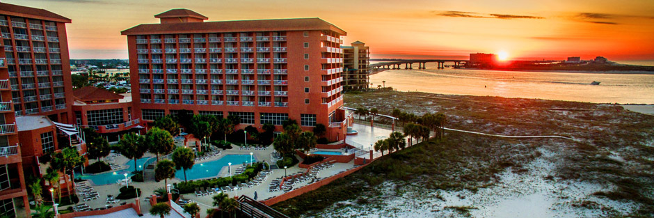 Perdido beach resort 1 hero