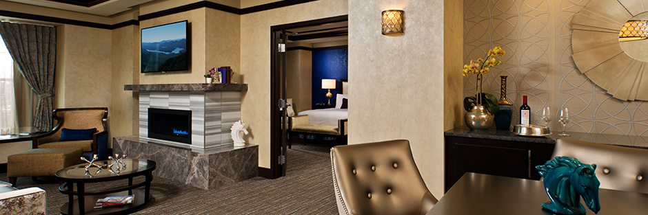 Saratoga casino hotel welcome hero
