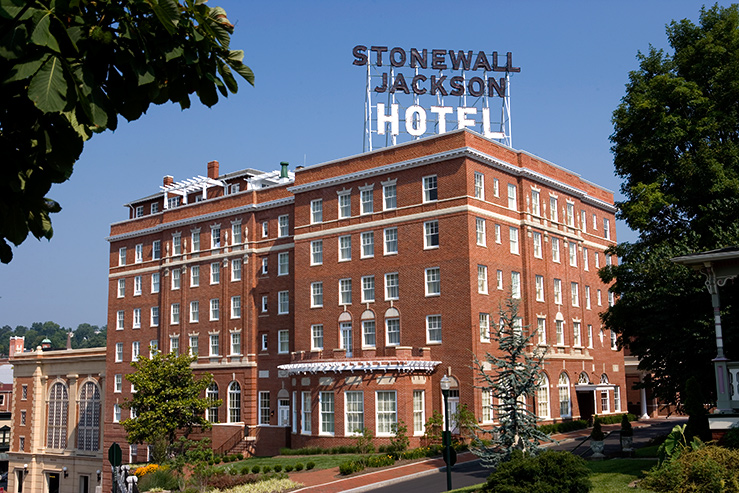Stonewall jackson hotel and conference center exterior 3 hpg