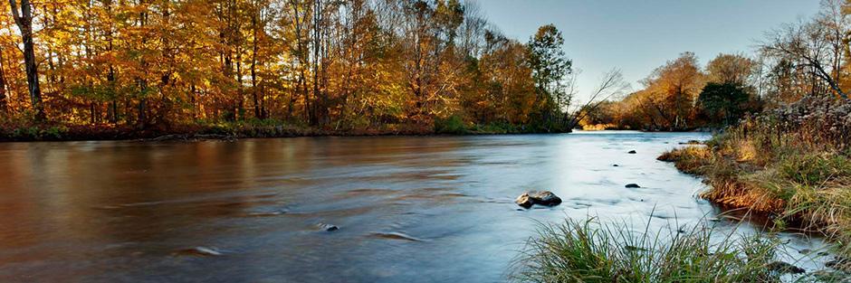Tailwater lodge salmon river hero