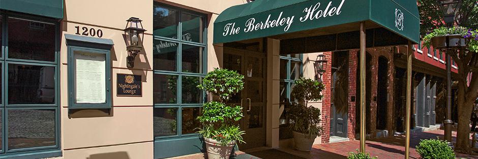 The berkeley hotel entrance hero