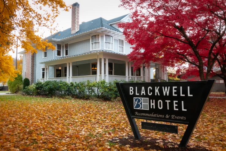 The blackwell 16 hpg