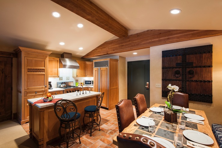 The chateaux deer valley kitchen hpg