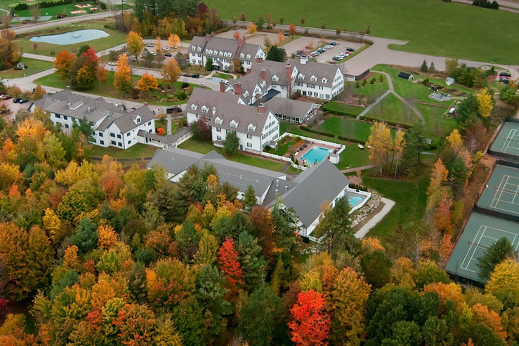 The essex resort and spa aerial hpg 1
