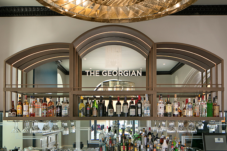 The georgian hotel bar hpg