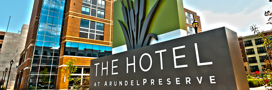 The hotel at arundel preserve hero 1 hero