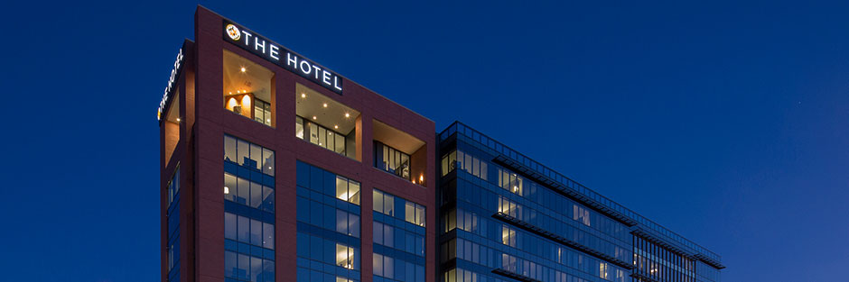 The hotel at th university of maryland hero2 hero