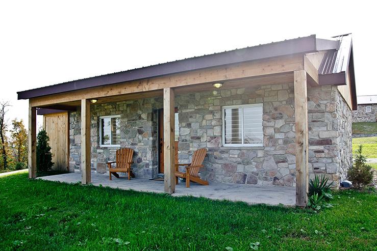 The lodges at gettysburg capt lodges ext hpg