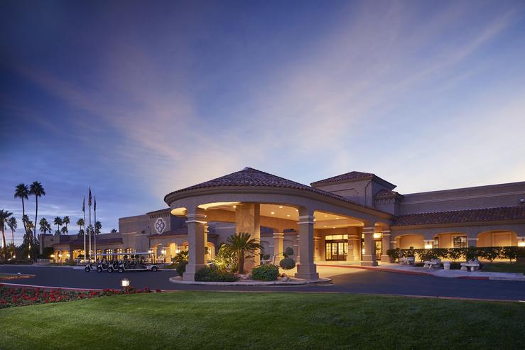 The scottsdale plaza resort exterior new 17 hpg